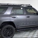 Adding Side Steps To The Limited Nightshade 2020 Toyota 4runner Forum 4runners Com