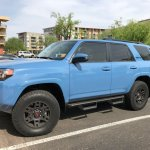 New Black Roof Rails Toyota 4runner Forum 4runners Com