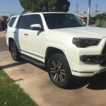 Sold 5th Gen 20 Inch Limited Wheels Tires For Sale Toyota 4runner Forum 4runners Com