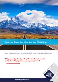 Tyre & Auto Service Centre Retailing