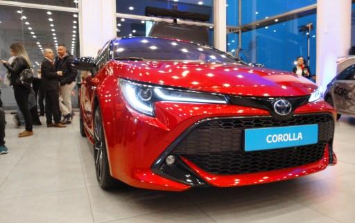 corolla, Toyota Corolla 2019: el regreso de un mito
