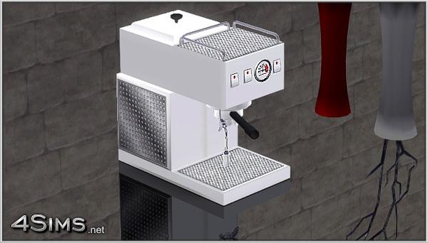 Espresso Machine For Sims 3 4Sims