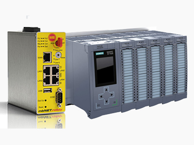 Oplossing Secure Remote Access PLC