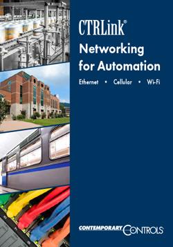 Brochure Contemporary Controls CTRLink