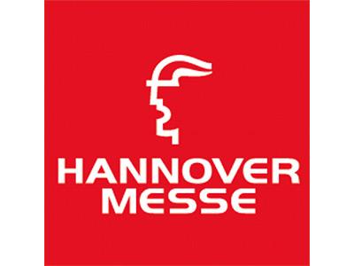 Logo Beurs Hannover Messe