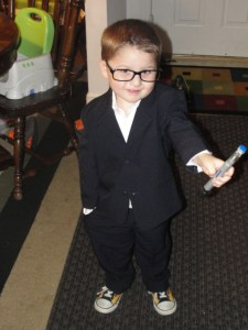 4 Sons 'R' Us: 'The Doctor' Costume