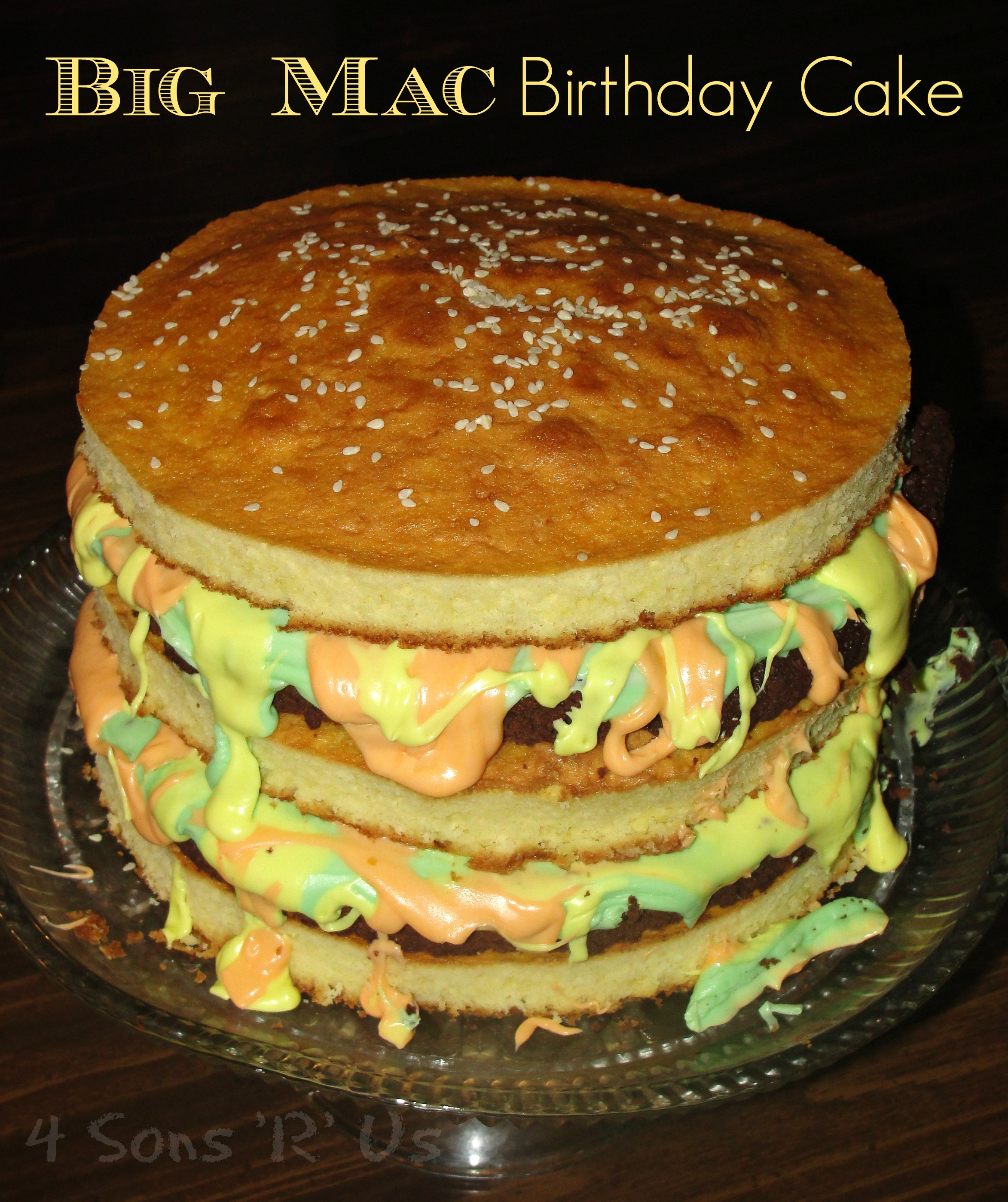 Pic Of Store Cakes Using Cake Batter