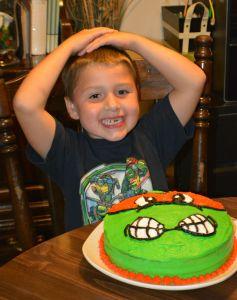 Ninja Turtle Party 8