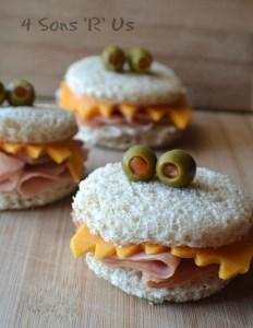 Monster Sandwiches 2