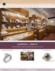 Jewelry Store Web Designer