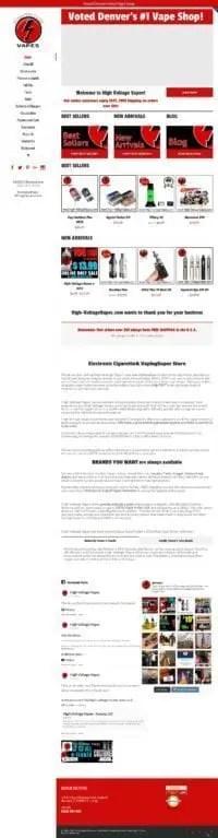 Vape Shop Marketing SEO for Vape Shops 4Spot Marketing