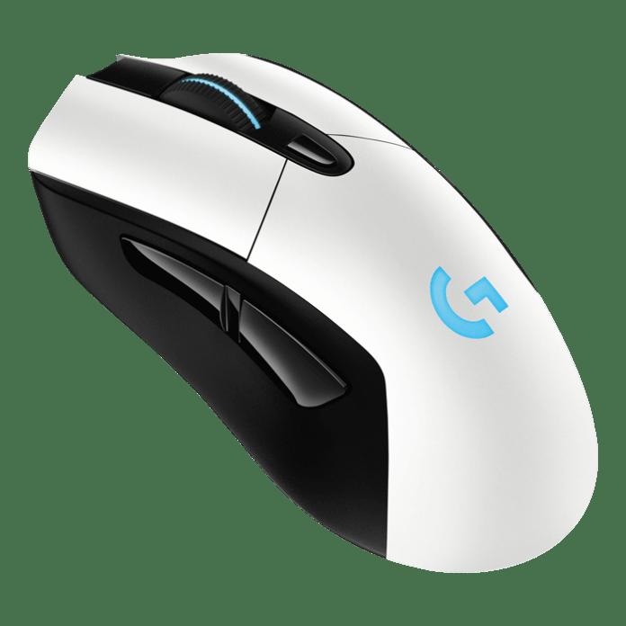 Logitech G Series G703 Lightspeed Wireless Gaming Mouse White No Receiver 97855130983 Ebay