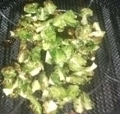 how to grill brussle sprouts