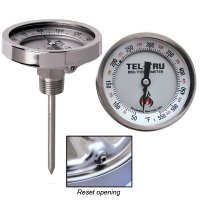 tel-tru barbecue reset thermometer