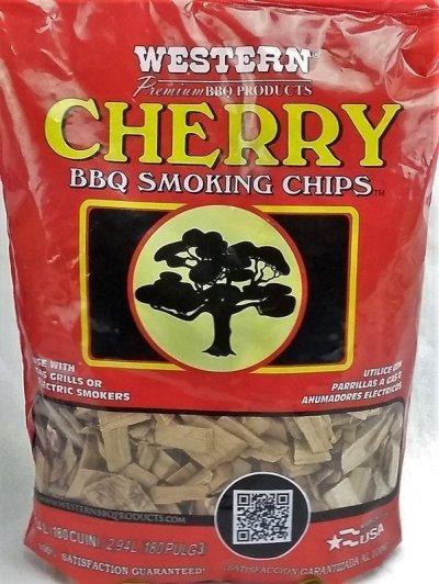 cherry wood smoking chips