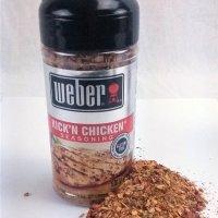 weber kick'n chicken seasoning large