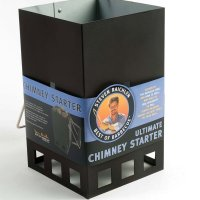 Large Capacity Charcoal Chimney Starter