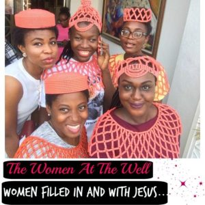 THE WOMEN AT THE WELL FIRST MEET... EVER!