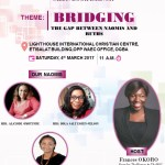 You're invited to Bridging The Gap Between Naomis And Ruths (TWTW March 2017 Meet)