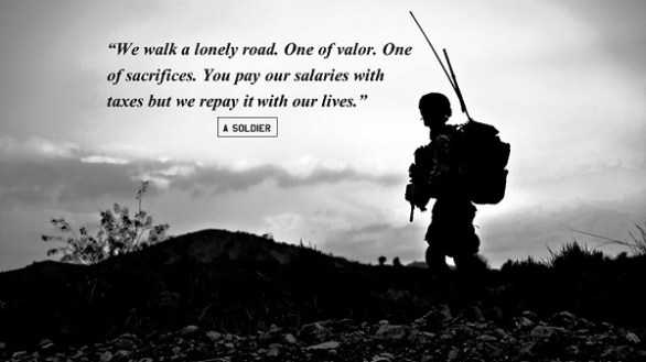 4th of July poems for soldiers