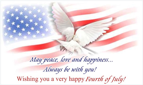 Happy 4th of July Wishes 2018