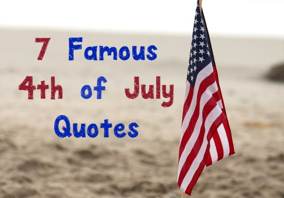 Happy Fourth of July Quotes