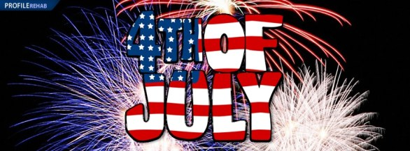 4th of July Facebook Timeline Cover Photos