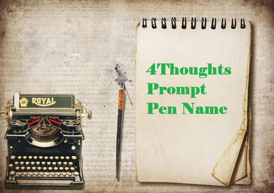 Pen Name Prompt #169