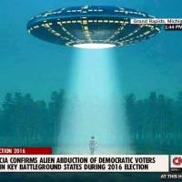 CIA Confirms Alien Abduction of Democrat Voters in Key Battleground States