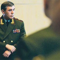 On the faces of war |  Valery Gerasimov