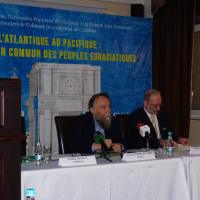 "The conference ""From Atlantic to Pacific: for a common destiny of the peoples of Eurasia"" 