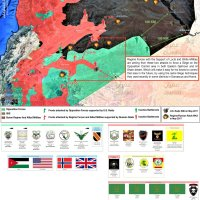 Strategic changes in Central Syria | Colonel Cassad