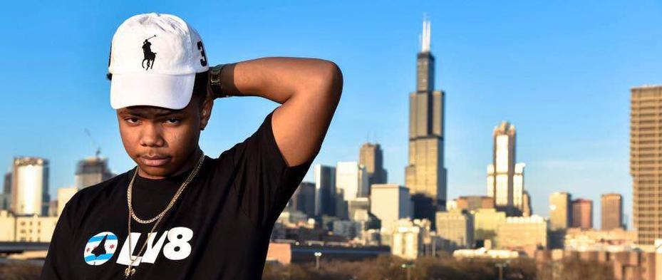 Windy City Sounds: Marcus Nogood