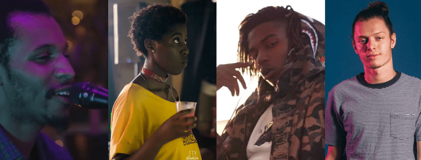 7 Chicago Artists to Lookout For in 2018: Young Jasper, Phoelix, Tobi Lou, Kiraly, Luke Titus, Amir Tripp, and Sundé