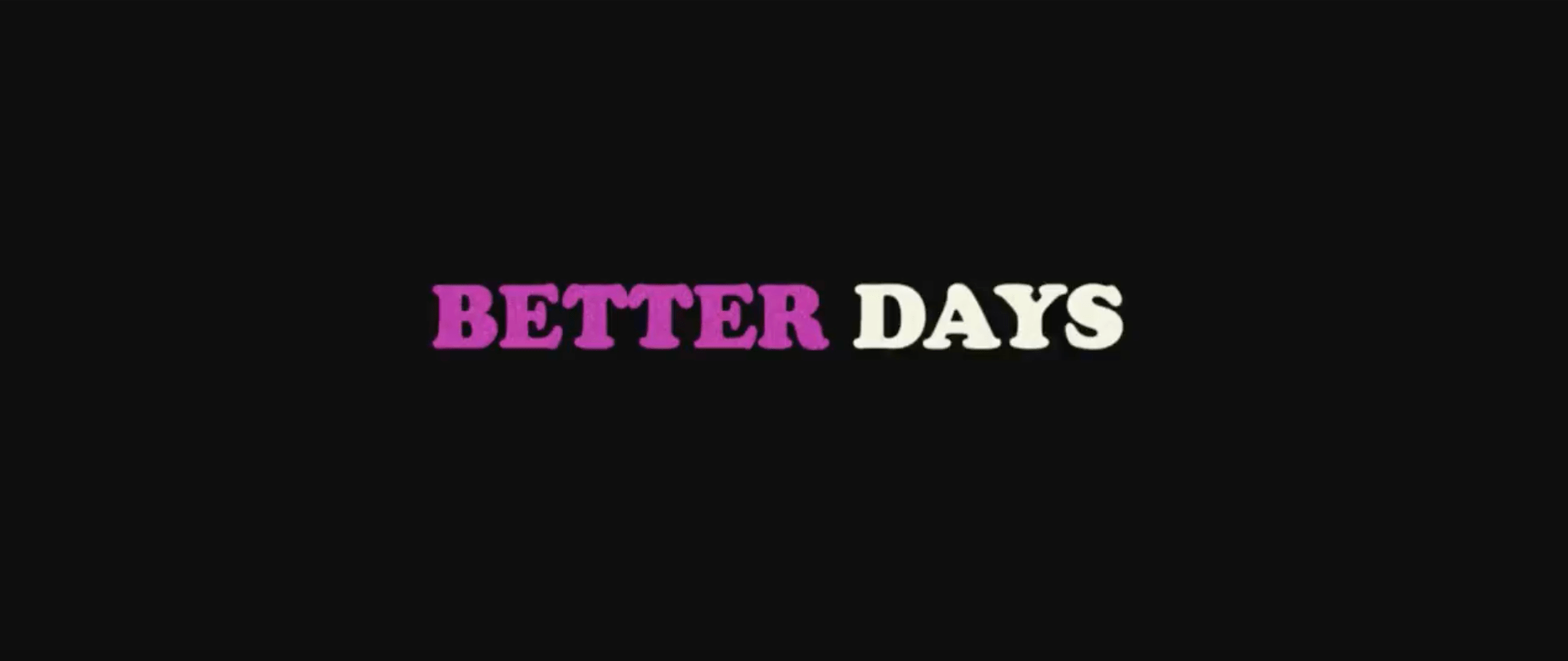 "[Premiere] Rev. da IV Bursts Onto The Scene With Video For First Ever Track ""Better Days"""