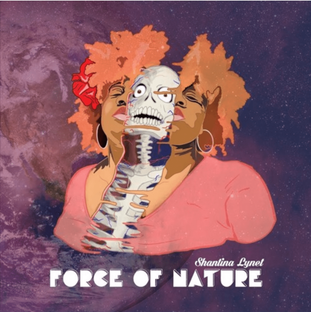 "Shantina Lynet Shows Off Her Strong Vocals On ""Force Of Nature"""