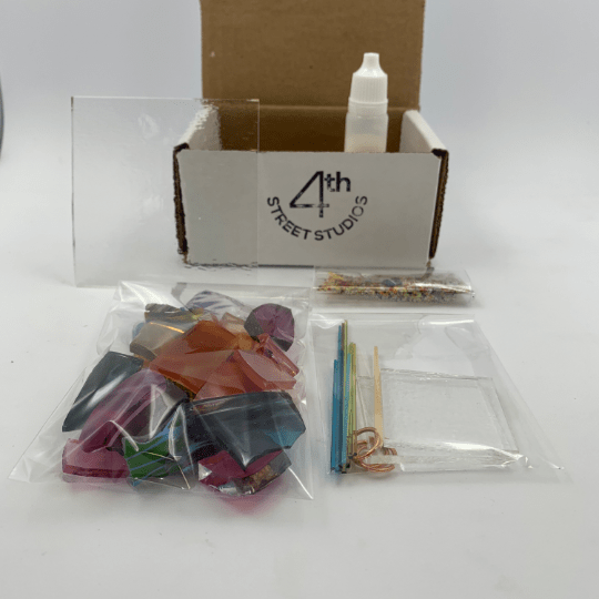 glass fusing kit