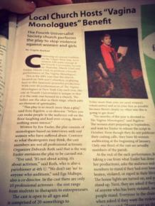 West Side Spirit article 2013
