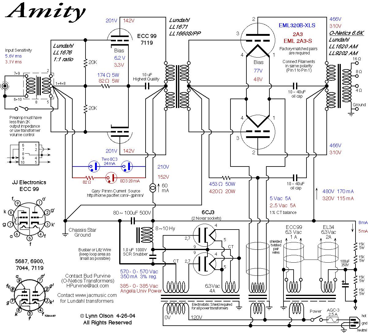 Index Of 2 Schematics Lundahl Transformers Se Amplifiers