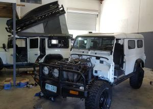 4tune Automotive New Independent Land Rover Specialist