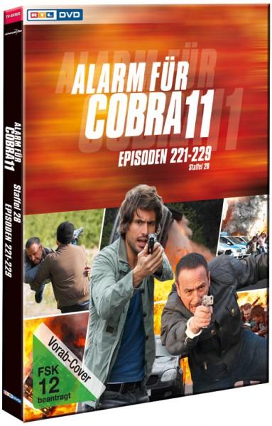 Alarm für Cobra 11 - Season 28 (DVD) günstig & schnell bei 4u2Play.de