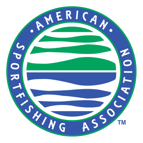 Image result for American sportfishing association logo