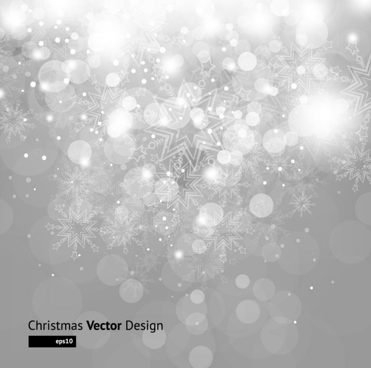 Christmas Background 03 Vector Free Vector 4Vector