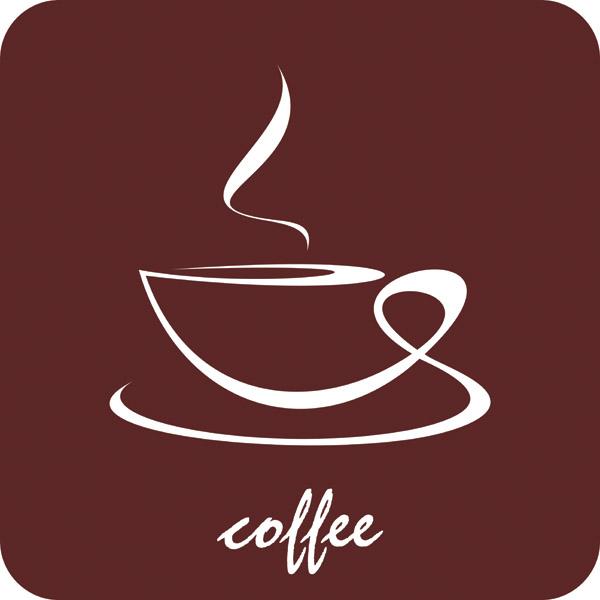Coffee Icon Vector Free Vector 4Vector