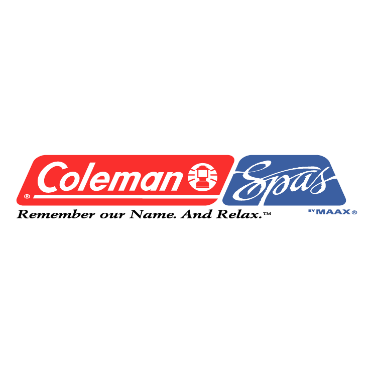Download Coleman spas (38165) Free EPS, SVG Download / 4 Vector