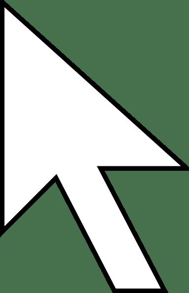 Cursor Arrow Clip Art Free Vector 4vector