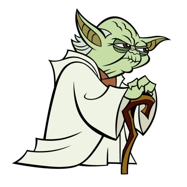 Yoda Free Vector / 4Vector