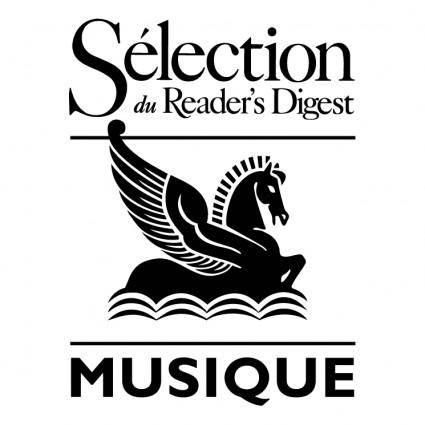 Selection du readers digest musique Free Vector / 4Vector