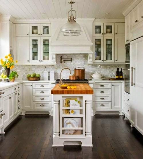 islas de cocina vintage
