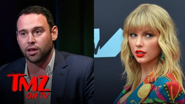 Taylor Swift Rips Scooter Braun For Selling Her Masters For $300M | TMZ TV